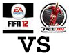 FIFA 12 vs PES 14: The best and most popular Soccer Game