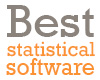Best Statistical Software: R vs SAS vs SPSS vs PSPP vs SAGE